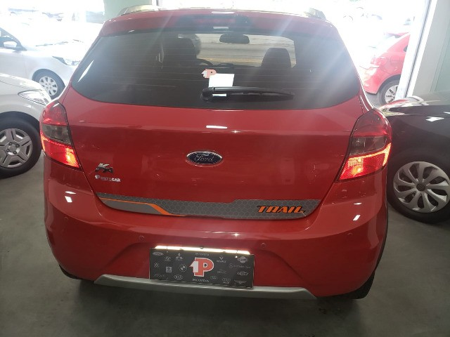 Ford KA 1.5 - 2018 - Trail - Foto 9
