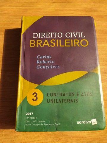 Livro Contratos e Atos unilaterais