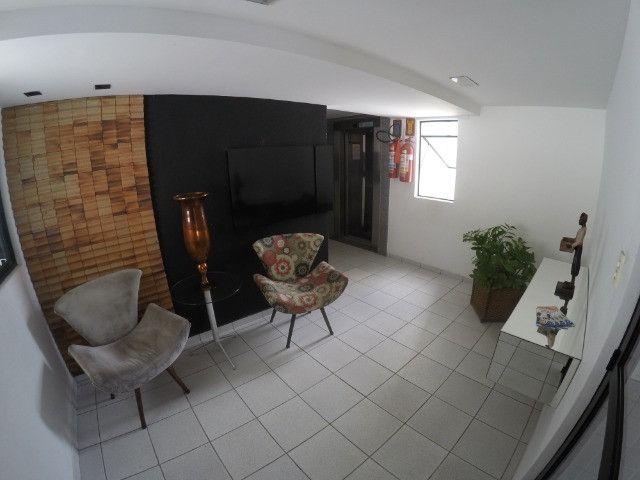 Edf. Estrela do Mar - 86 m² - 3 quartos (2 suítes) - Jatiuca - Foto 16