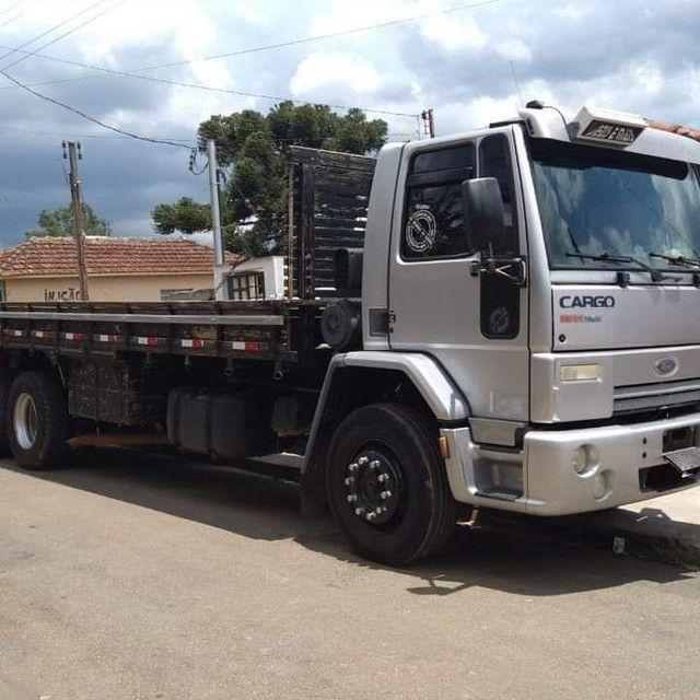 Caminhão ford Cargo 2428 - Foto 2