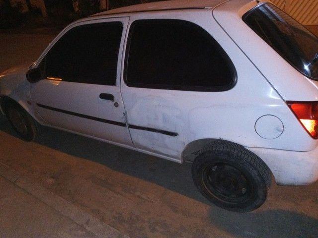 Carro barato ford Fiesta 98 - Foto 5