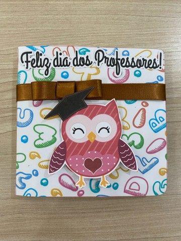 Papelaria personalizada dia dos Professores  - Foto 6