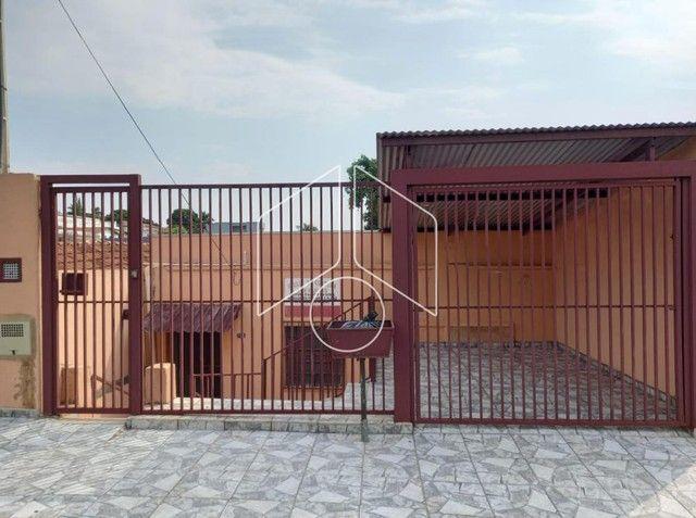 Casa para alugar com 3 dormitórios em Alto cafezal, Marilia cod:L15762