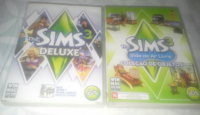 The Sims 3 p/ PC e NOT