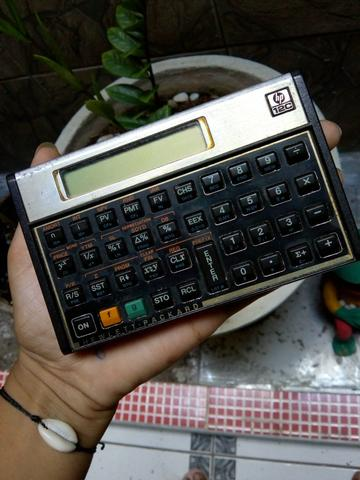 Calculadora Financeira HP (Semi nova)