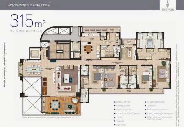 Grand Maison (Apartamento na Zona Leste) - Amc Imobiliária - Foto 13