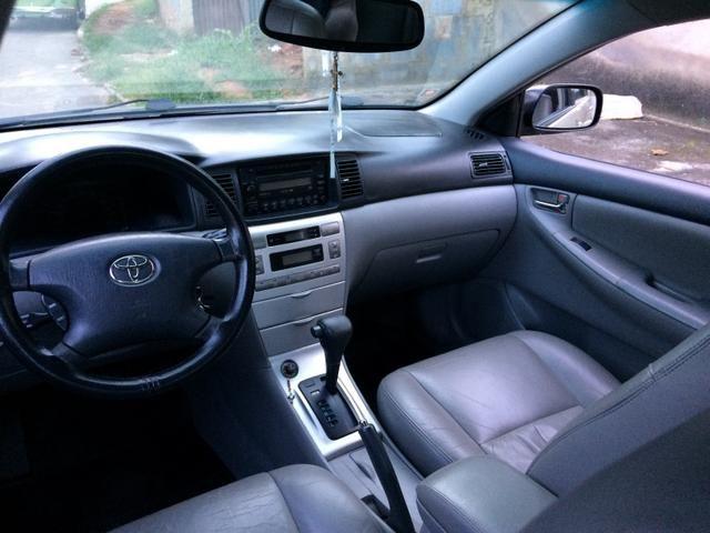 Superb Corolla Seg Automático 2006