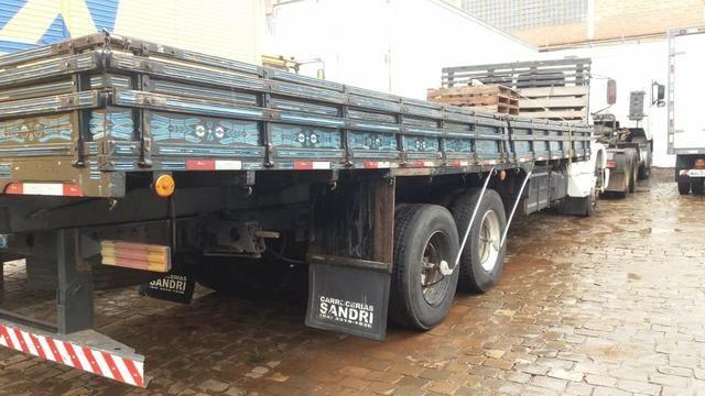MB 1618 Truck Carroceria - Foto 3