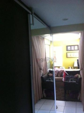 Apartamento com 2 dormitórios à venda, 63 m² por r$ 150.000 - pitimbu - natal/rn - Foto 7