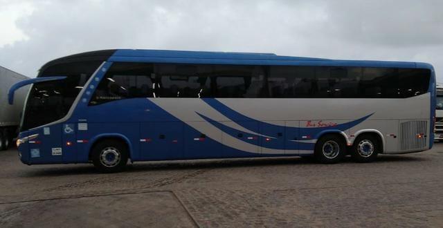 Paradiso 1200 G7 / Scania K 380 trucado 50 lugares - Foto 2