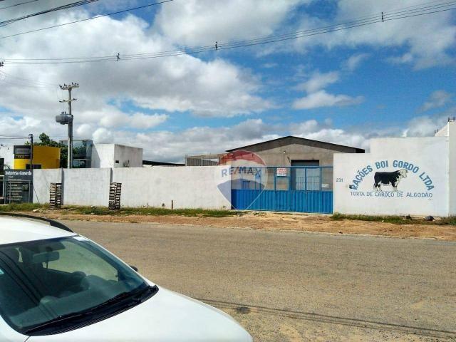 Galpao no distrito industrial 500 mt   2.500, aluguel