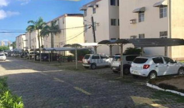 Apartamento com 2 dormitórios à venda, 57 m² por r$ 129.000,00 - capim macio - natal/rn - Foto 2