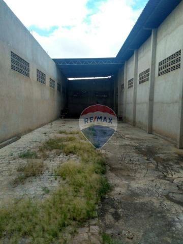 Galpao no distrito industrial 500 mt   2.500, aluguel - Foto 2
