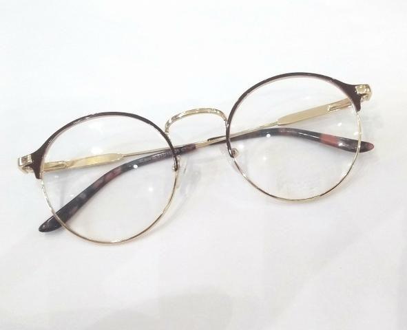 4fe9aa99aad13 Armação e oculos exame de vista - Bijouterias