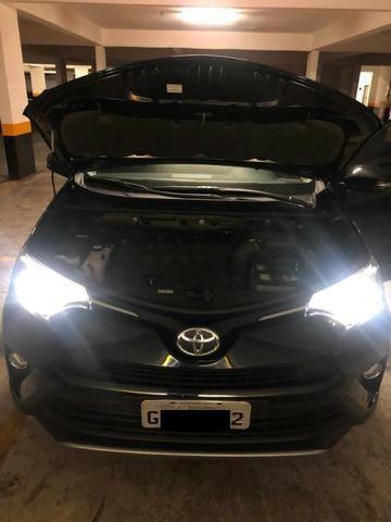 Toyota Rav4 2018 Top + Teto Solar 6 Mil Kms R 123.000,00 Ac Trcs ( - ) Valor - Foto 19