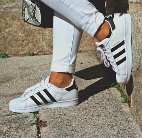 Tênis Adidas Super Star R$89,90 - Foto 2