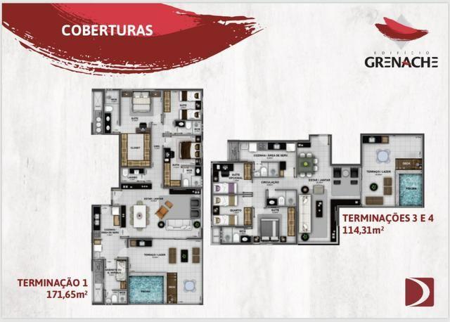 Cobertura Garden - Lancamento Ed. Grenache