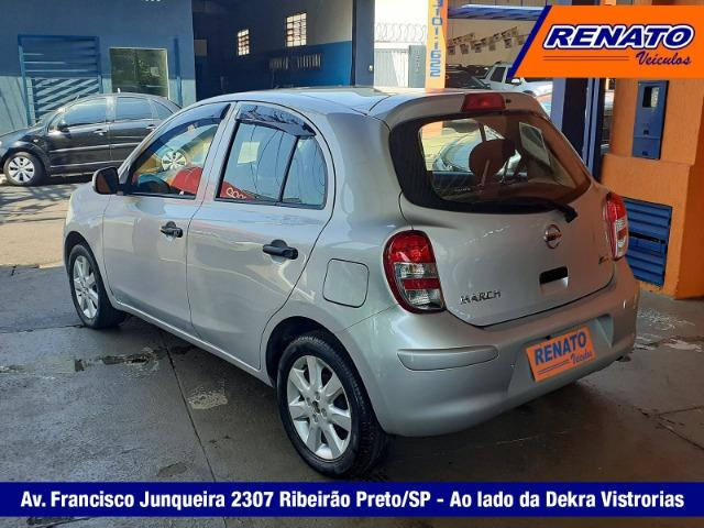 Nissan March 1.0 S -2013 - Foto 5