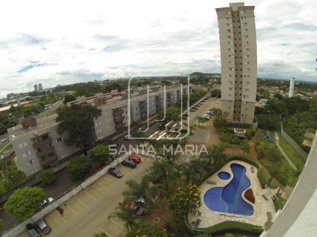 Apartamento para alugar com 2 dormitórios em Pq dos lagos, Ribeirao preto cod:62491 - Foto 2