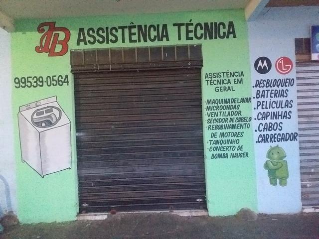 J-B Assistência técnica eletrodomésticos