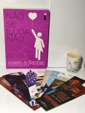 Livros novos por 10 reais - Foto 5