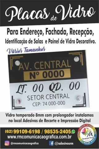Placas de Endereço - Foto 2
