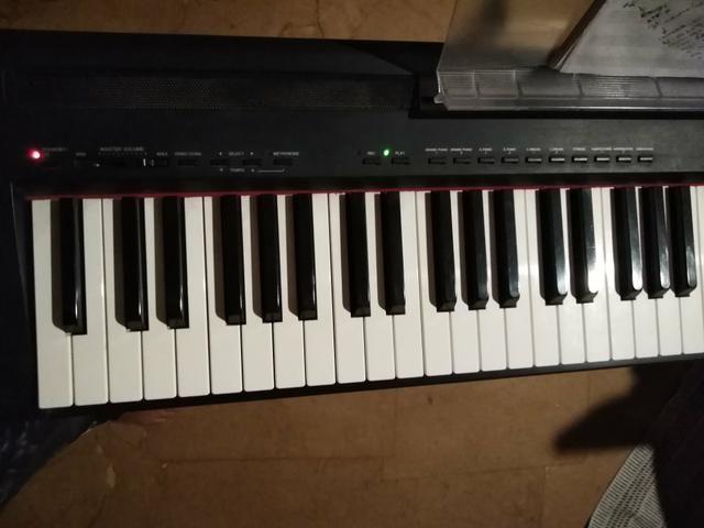 Piano elétrico Yamaha p85 - Foto 2