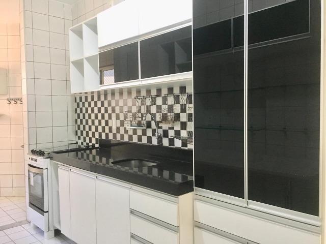 Apart. 100% projetado no Cocó, 101m², 3 quartos, 3 banheiros, DCE, Área de Serviço - Foto 19