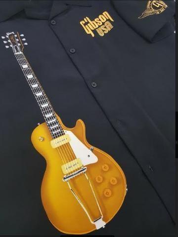Camisa Gibson Americana Marca Gibson Tamanho Grande - Foto 4