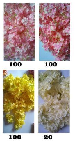 Painel de Flores Artificial 3,00 x 1,50 metros - Foto 4