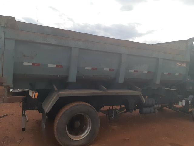Caçamba meia cana truck - Foto 2