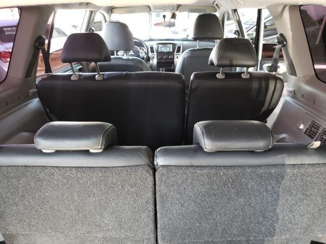 Pajeiro dakar 3.5 flex 4x4 7 lugares automatica 2012 - Foto 3