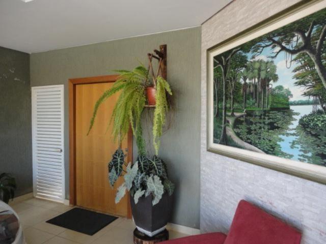 Vicente pires, linda e moderna casa, sala com pé direito duplo - Foto 4