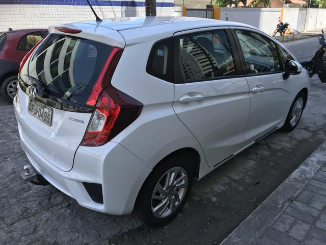 Honda Fit LX 1.4 2015 completo Único Dono - Foto 5