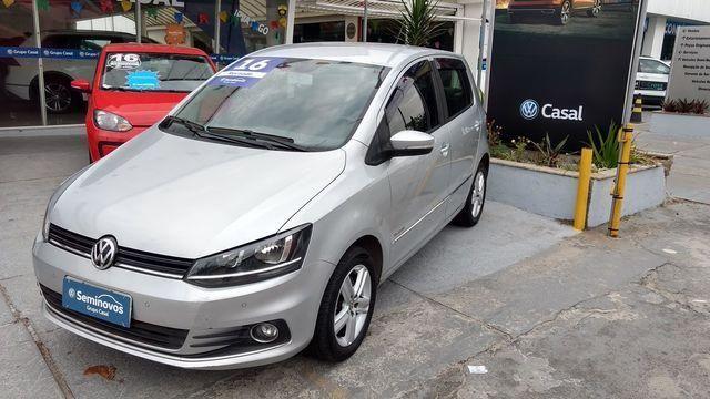Volkswagen Fox Highline 1.6 MSI (Flex)