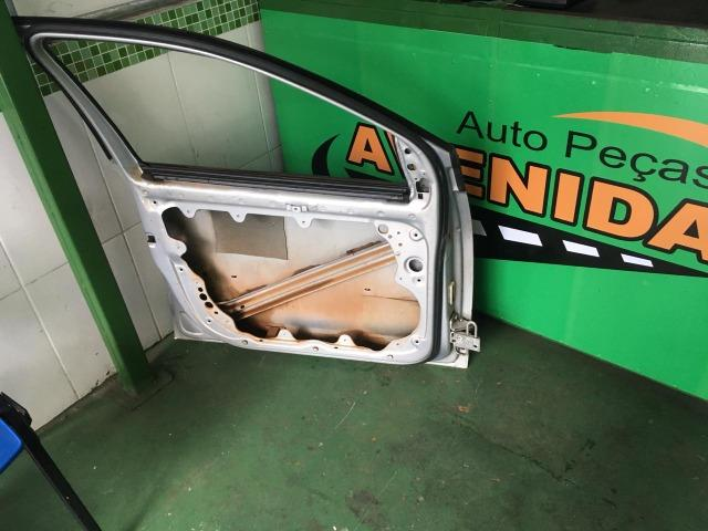 Porta Dianteira Esquerda Polo Prata Original Volkswagen Peças Lado Motorista - Foto 5