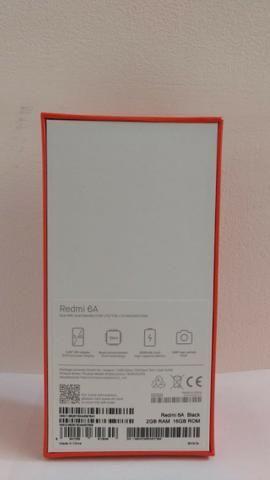 Smartphone Xiaomi Redmi 6a 16gb Global 2g Ram + Película - Foto 6