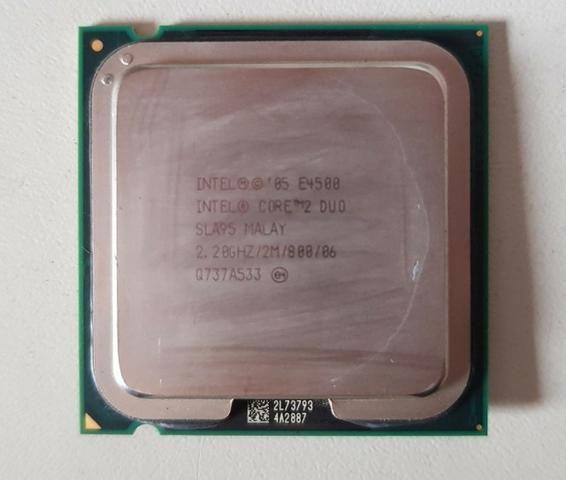 Processador Core 2 Duo E4500