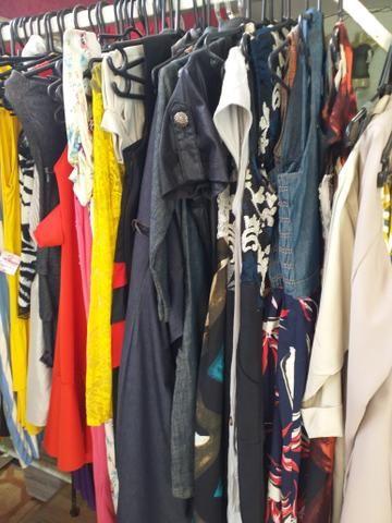 Vendo tudo loja de roupas - Foto 2