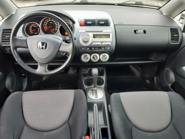 Jc* Honda Fit EX 1,5 automático - Foto 5