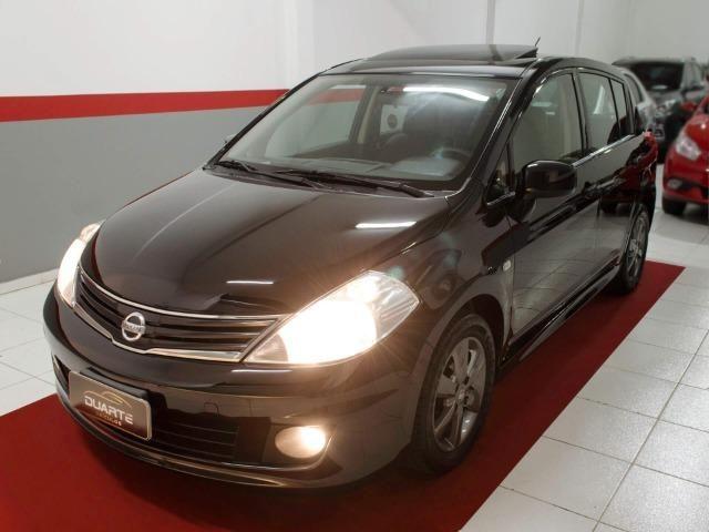 Nissan Tiida 2012 Sl 1.8 Automática - Excelente Estado - Foto 4