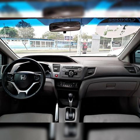 Honda Civic LXR Aut. - Completo - Muito novo! - Foto 7