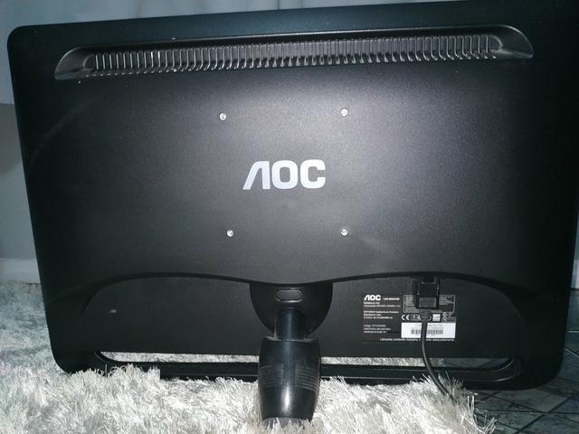"Monitor computador 21,5"" - Foto 2"