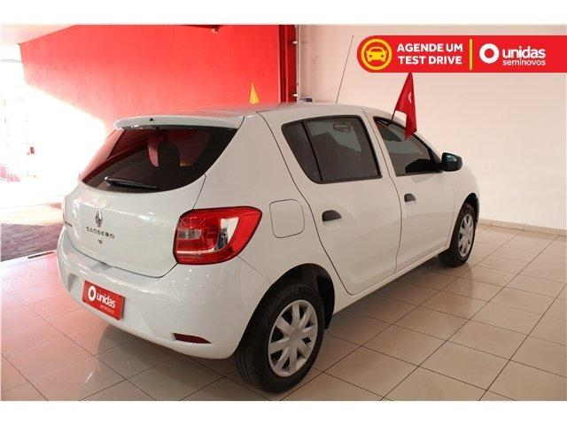 Sandero Authentique Sce 1.0 4p 2018 - Foto 5