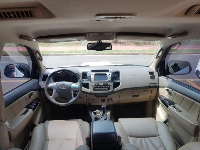 Toyota hilux sw4 2013/2013 3.0 srv 4x4 16v turbo intercooler Diesel automático - Foto 13