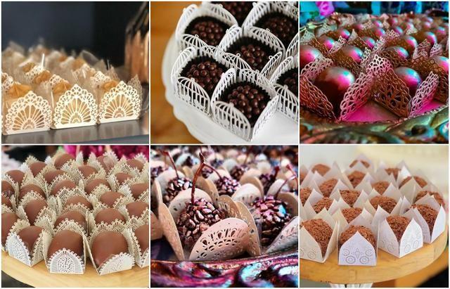 Forminhas para doces