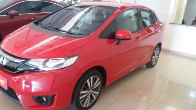 Honda Fit 1.5 16v EX cvt (Flex) Lindo! - Foto 2