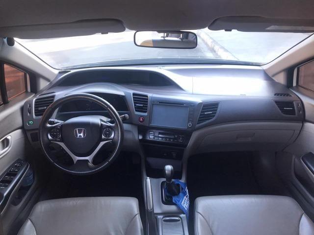Honda Civic LXS 1.8 Manual 2014 - Foto 6