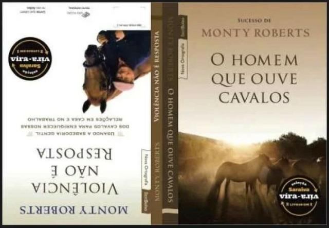 O Homem Que Ouve Cavalos/Violência Não é Resposta R$ 10,00