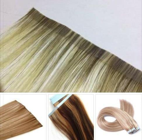 Mega hair ( Implante) E confecçao de nano pele - Foto 2